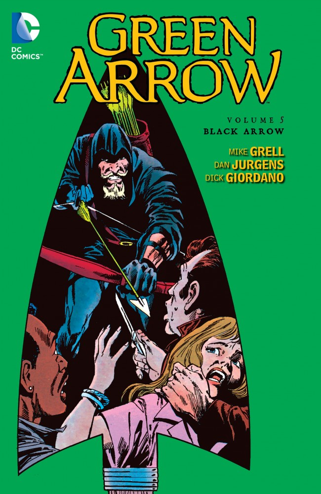 Green Arrow Vol.5 - Black Arrow