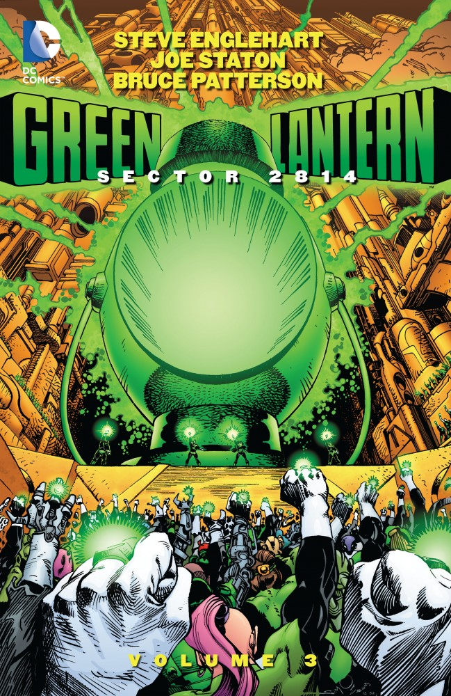 Green Lantern - Sector 2814 Vol.3