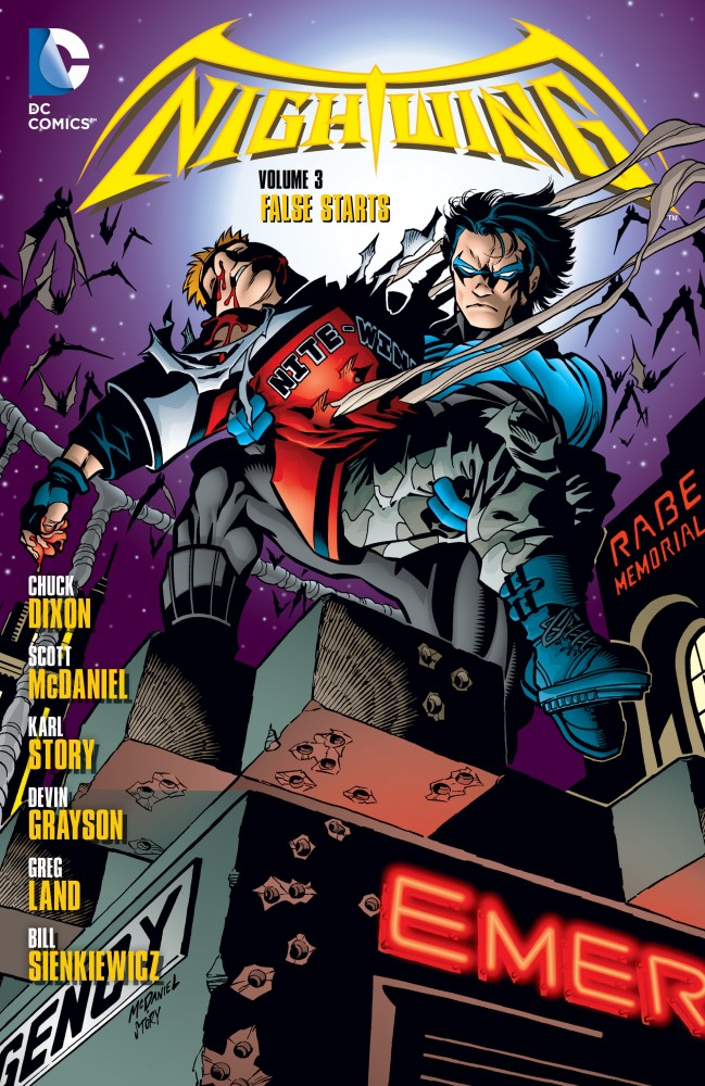 Nightwing Vol.3 - False Starts