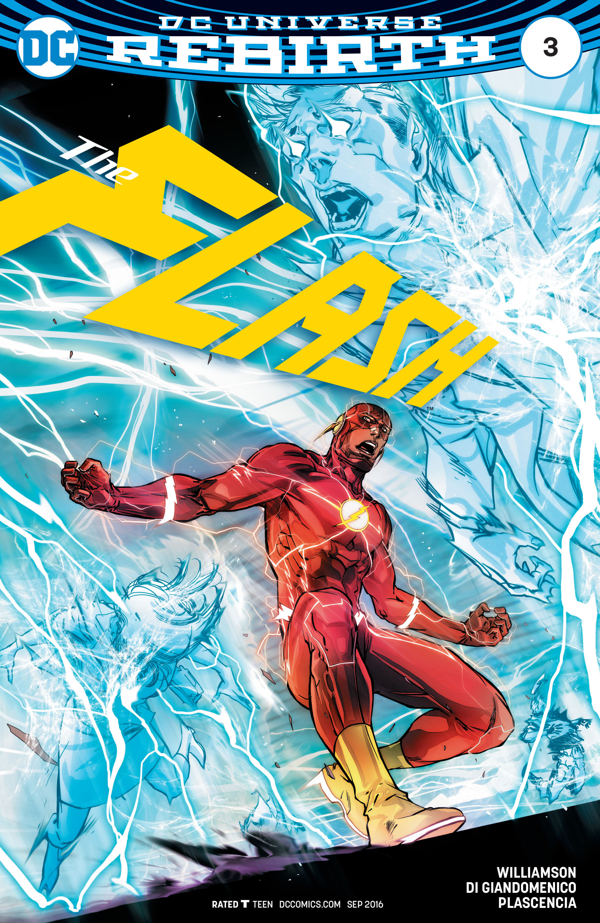 the flash comics free