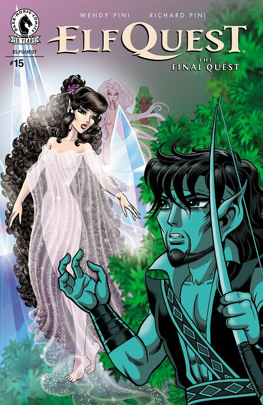 ElfQuest - The Final Quest #15