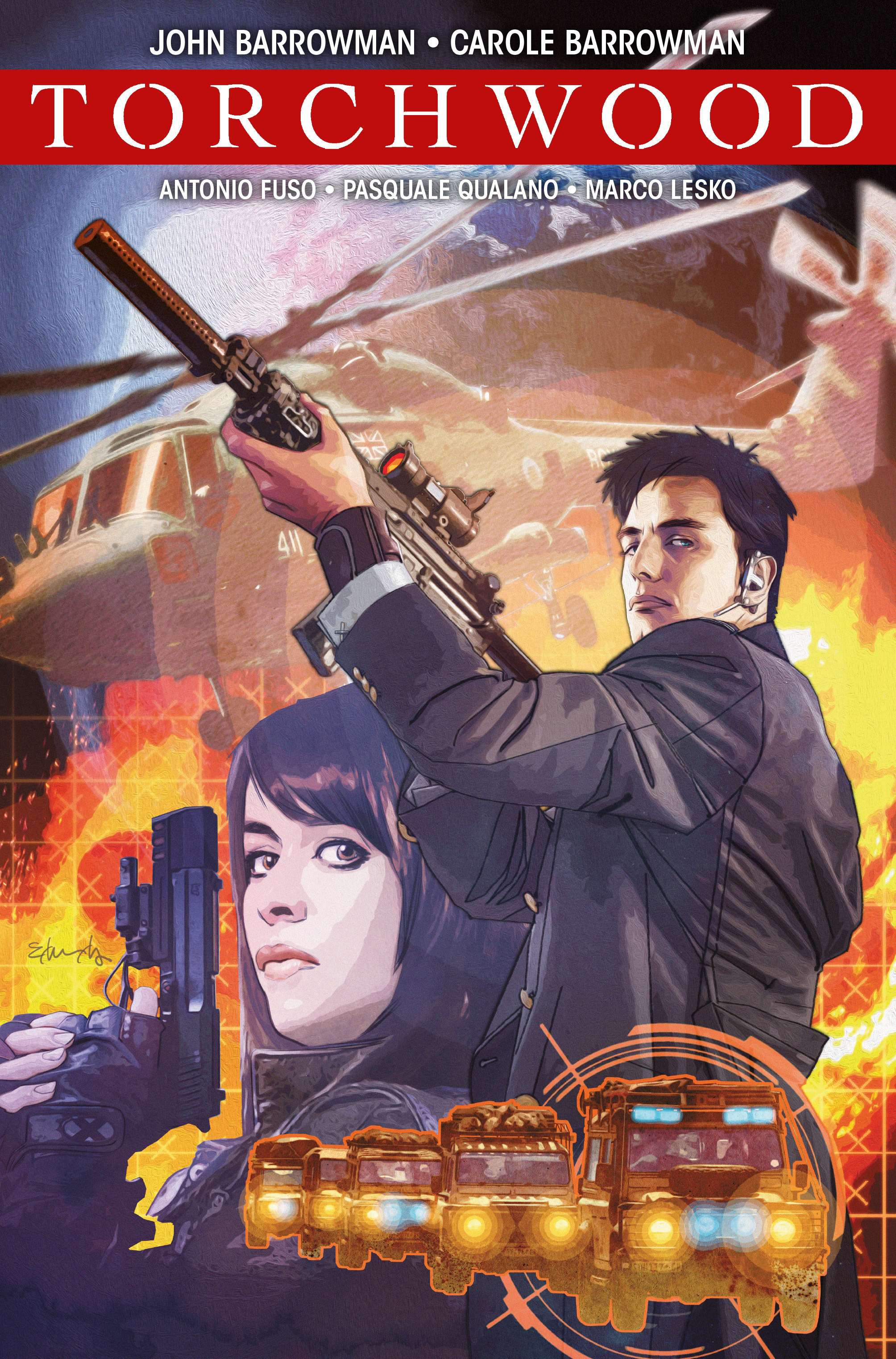 Torchwood #1
