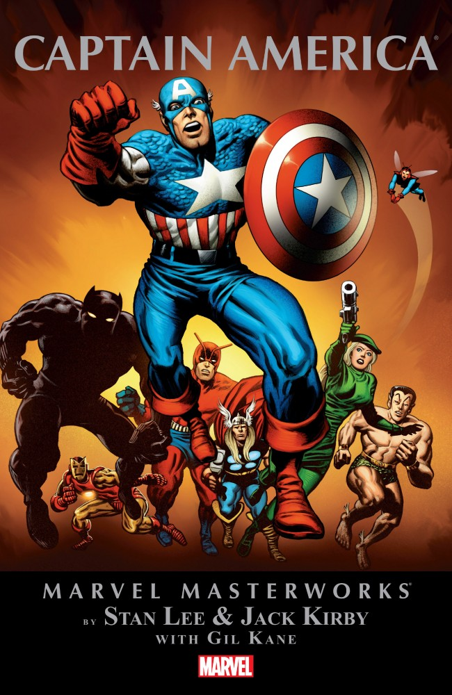 Captain America Masterworks Vol.2