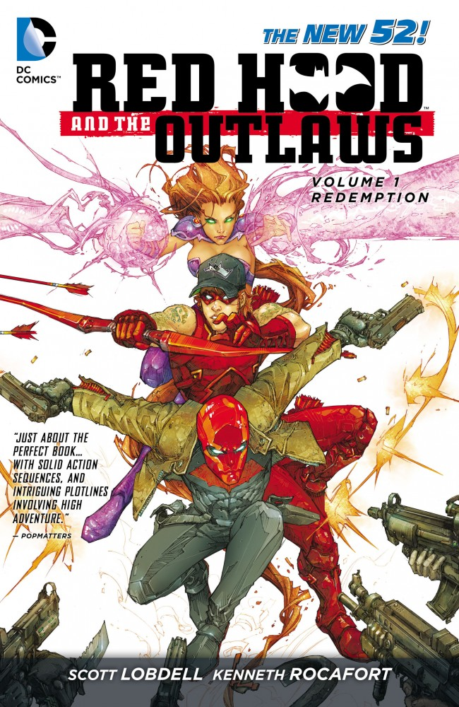 Red Hood and the Outlaws Vol.1 - REDemption