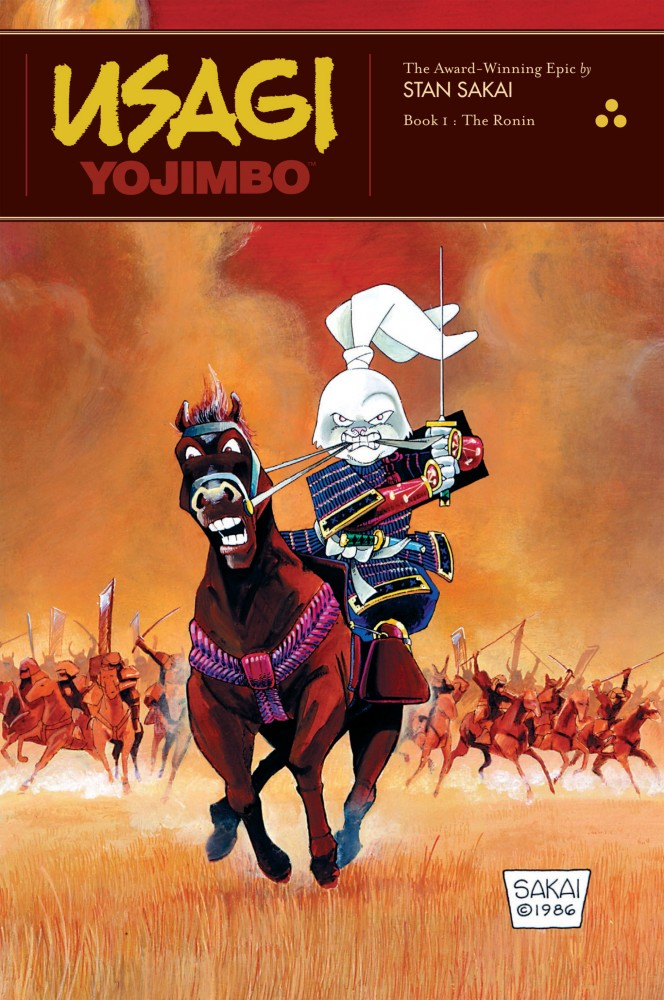 Usagi Yojimbo Book 1 - The Ronin