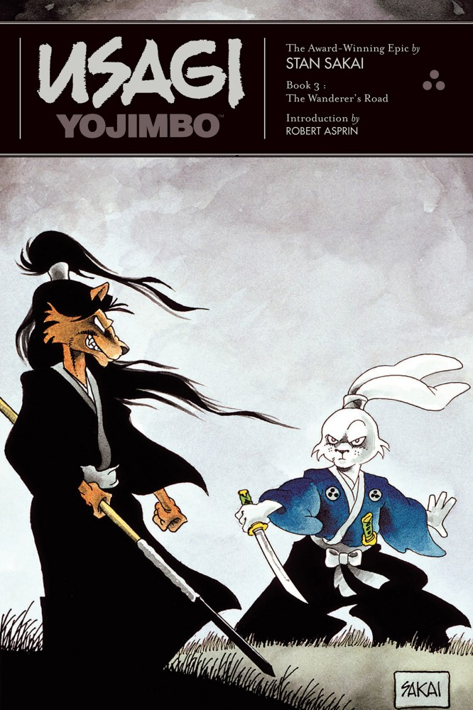 Usagi Yojimbo - Book 3 - The Wanderer's Road