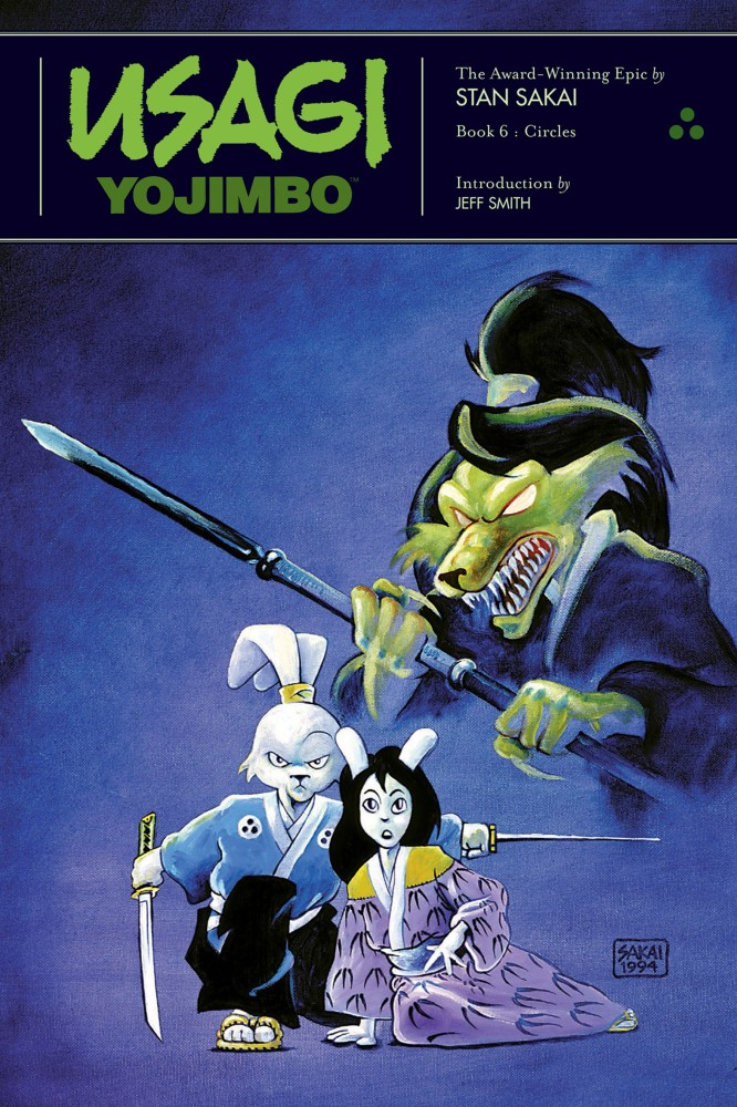 Usagi Yojimbo - Book 6 - Circles