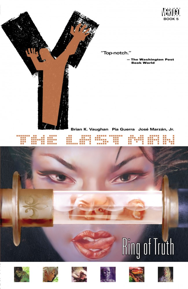 Y - The Last Man Vol.5 - Ring of Truth