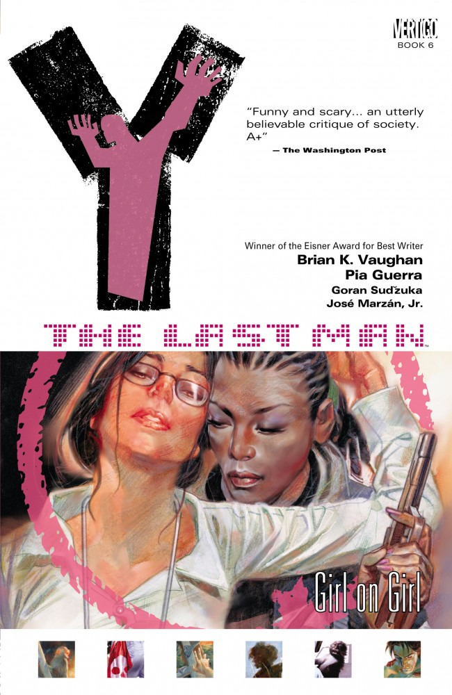 Y - The Last Man Vol.6 - Girl On Girl