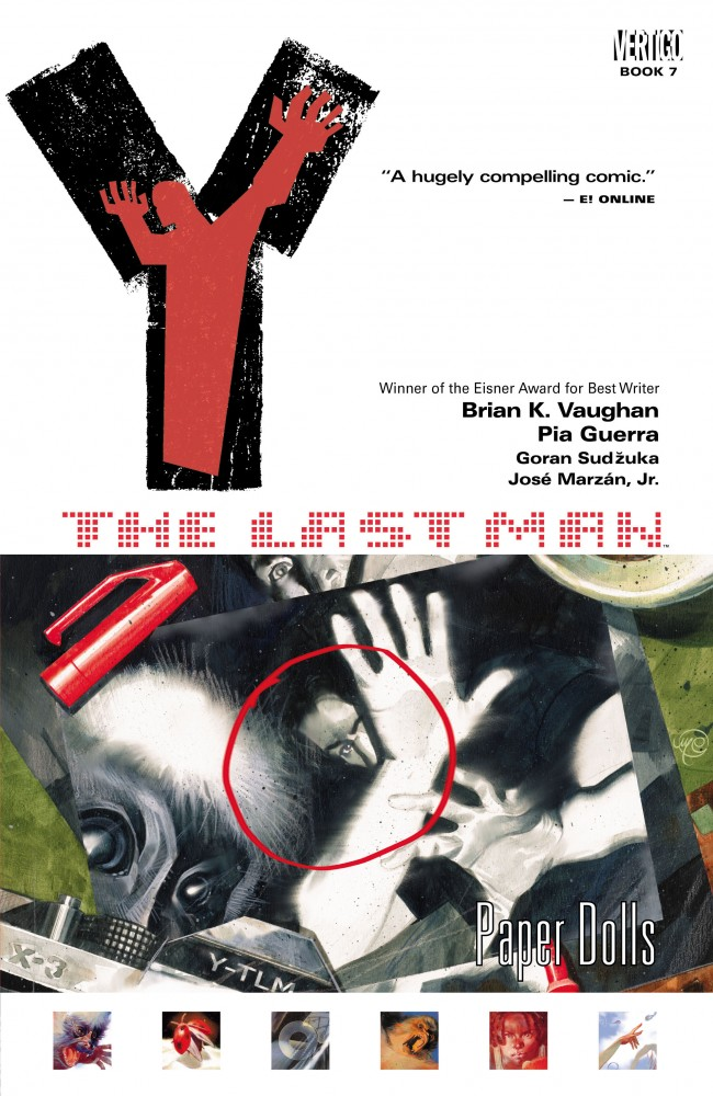Y - The Last Man Vol.7 - Paper Dolls