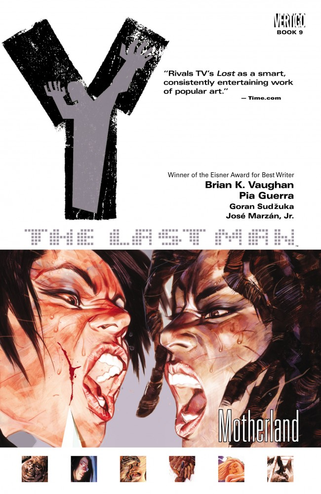 Y - The Last Man Vol.9 - Motherland