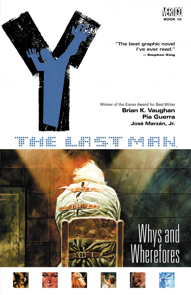 Y - The Last Man Vol.10 - Whys and Wherefores