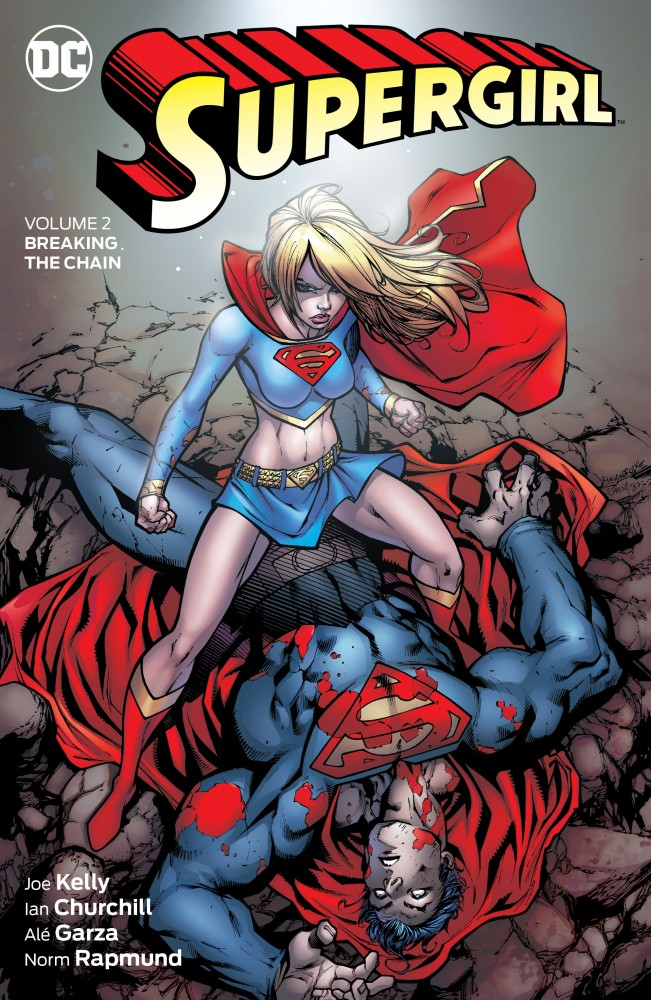 Supergirl - Breaking the Chain #1 - Vol. 2