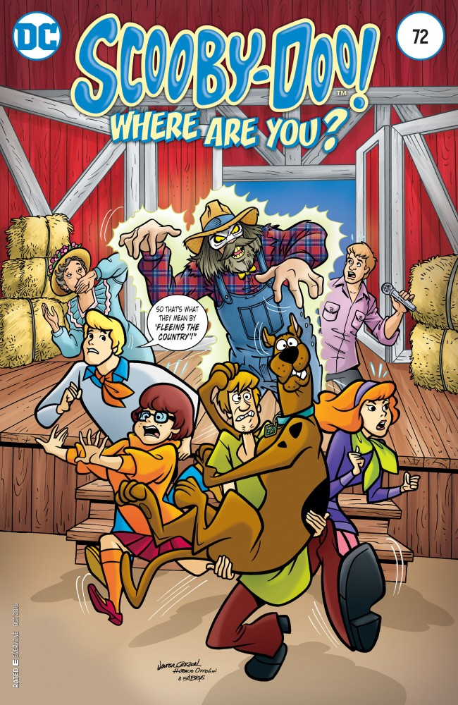 Scooby-Doo Where Are You #72