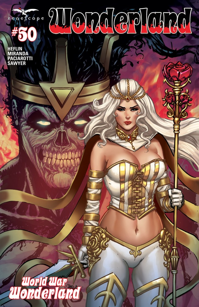 Grimm Fairy Tales Presents Wonderland #50
