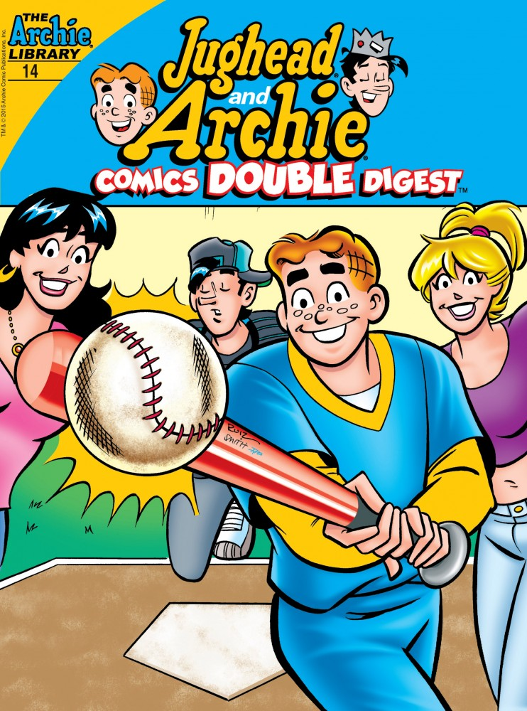 Jughead and Archie Comics Double Digest #14