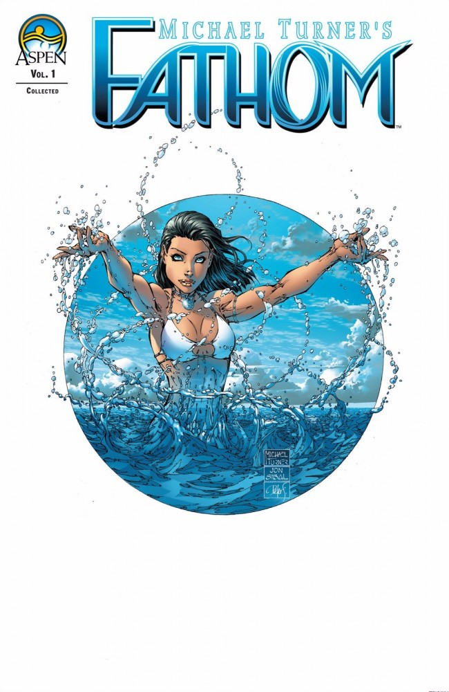 Michael Turner's Fathom Vol.1