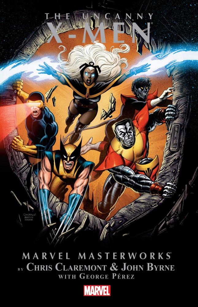 Uncanny X-Men Masterworks Vol.4 » Download Free CBR, CBZ ...