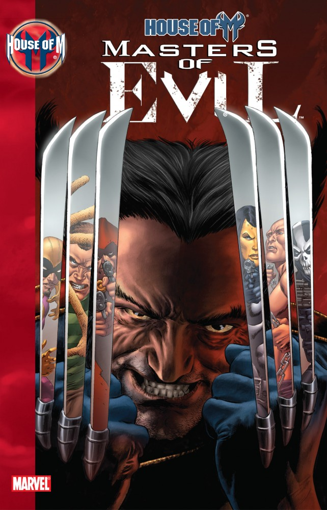House of M - Masters of Evil #1