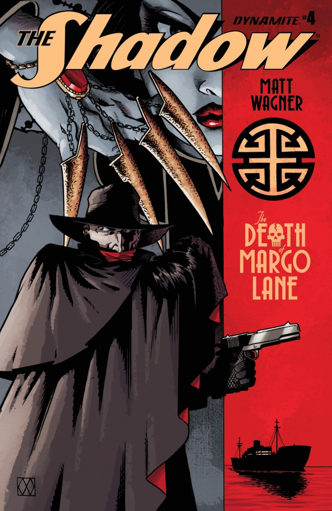 The Shadow – The Death of Margot Lane #4