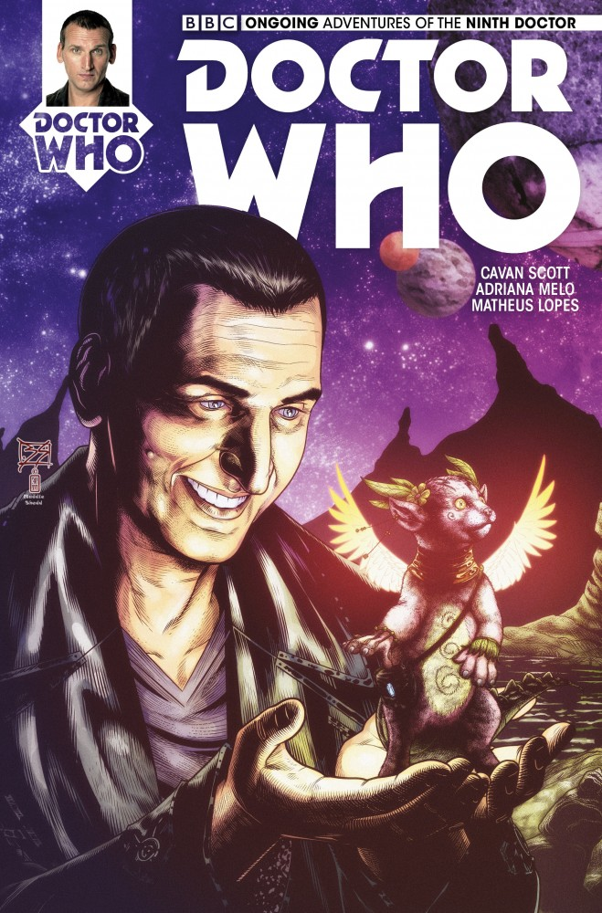 Doctor Who The Ninth Doctor Ongoing #05
