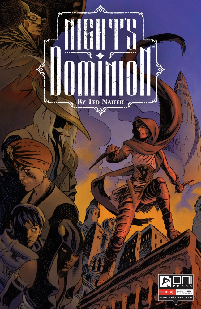 Night's Dominion #1