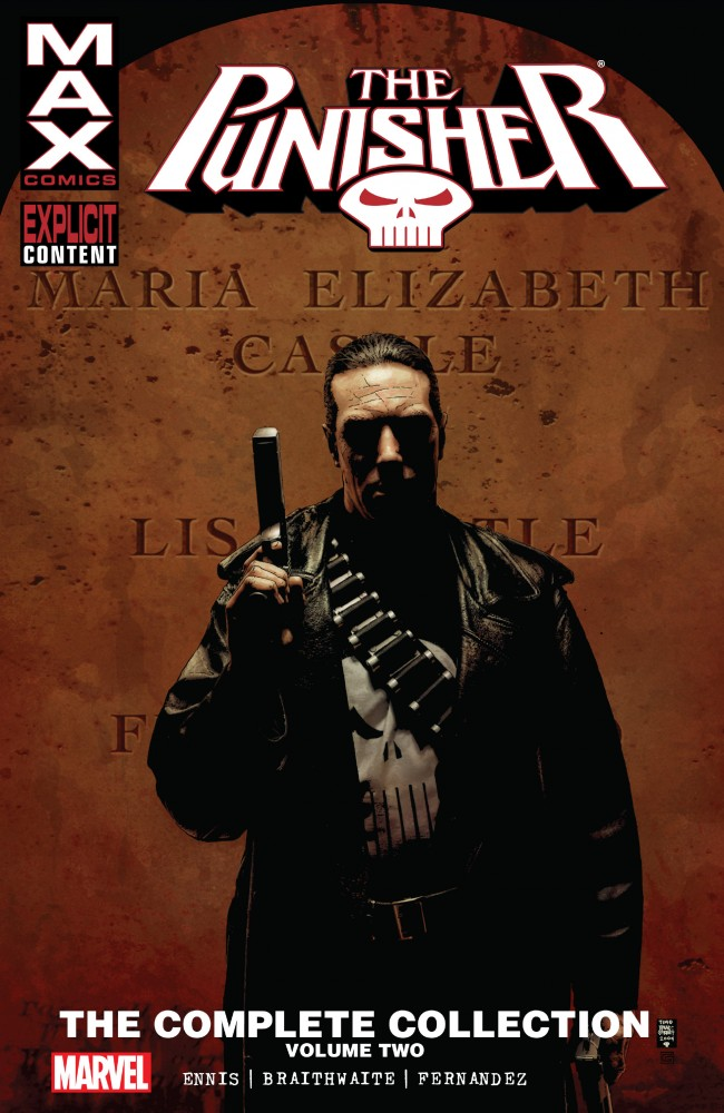 Punisher Max - The Complete Collection Vol.2