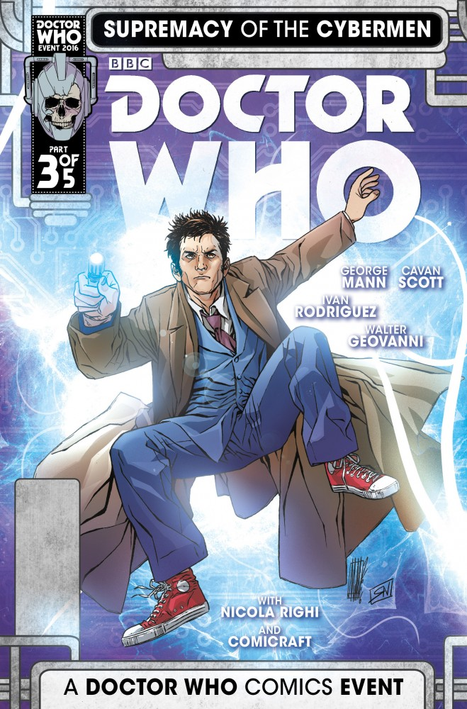 Doctor Who Supremacy Of The Cybermen #3