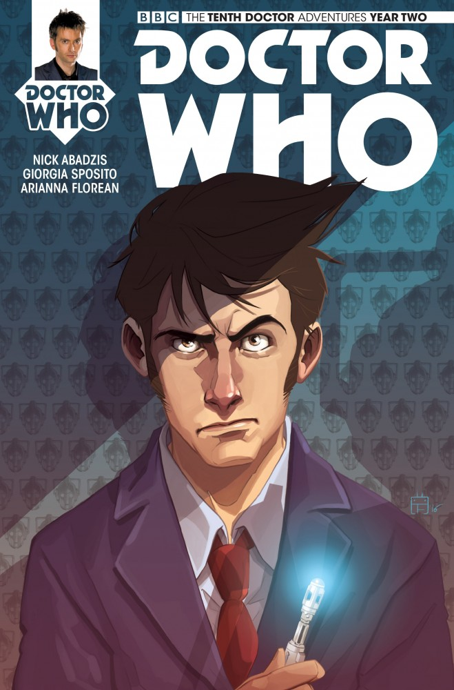 Doctor Who The Tenth Doctor Year Two #14