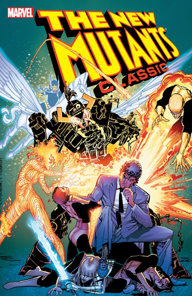 New Mutants Classic Vol.5