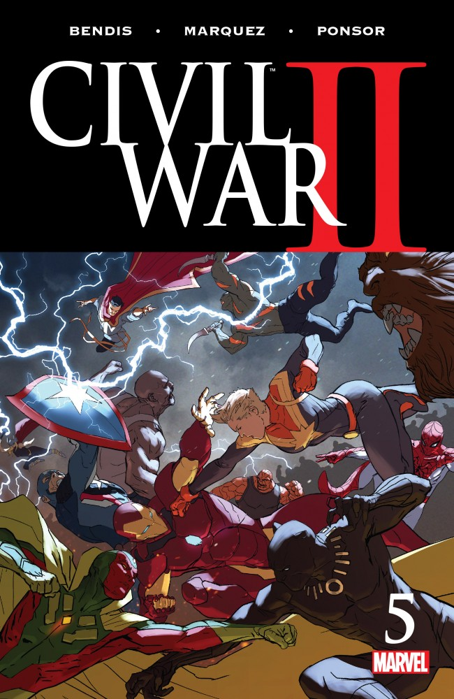 Civil War II #05