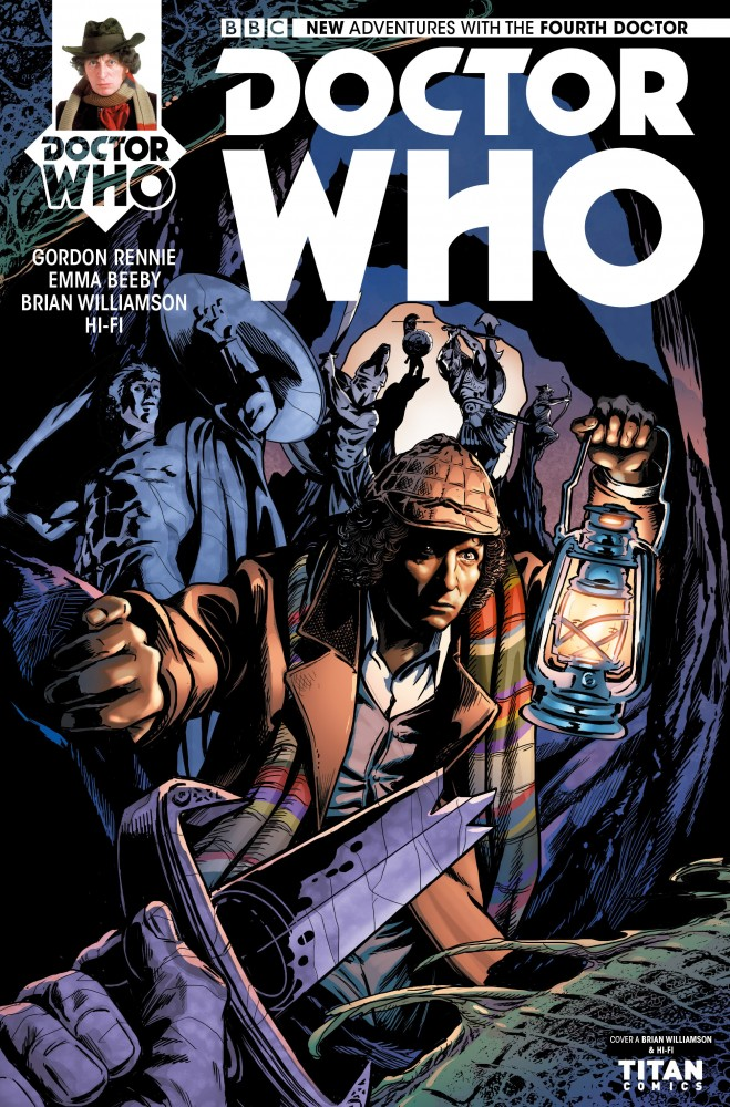 Doctor Who The Fourth Doctor #05