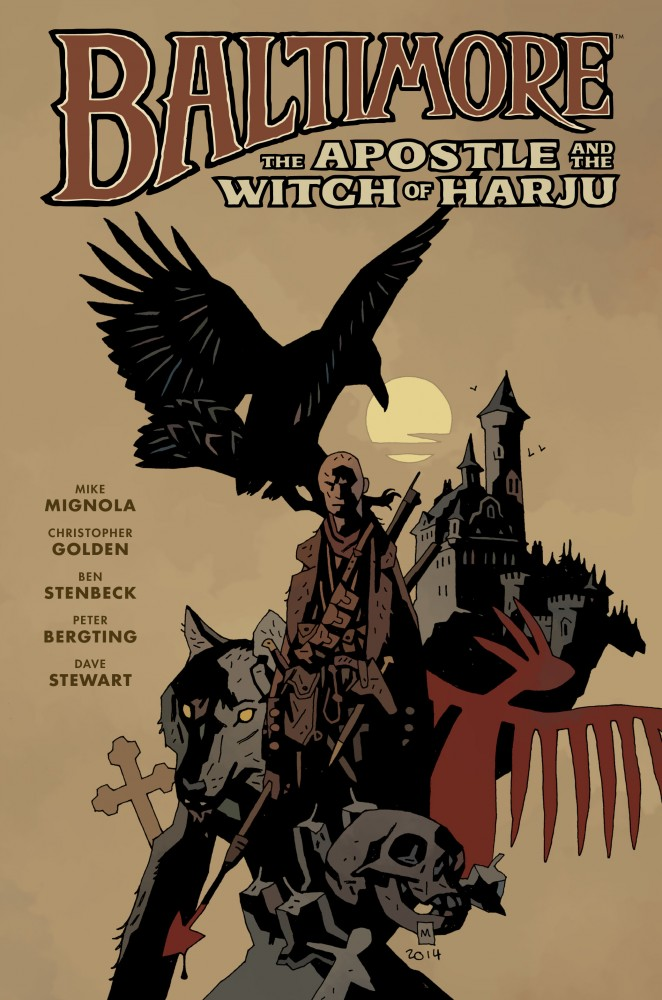 Baltimore Vol.5 - The Apostle and the Witch or Harju