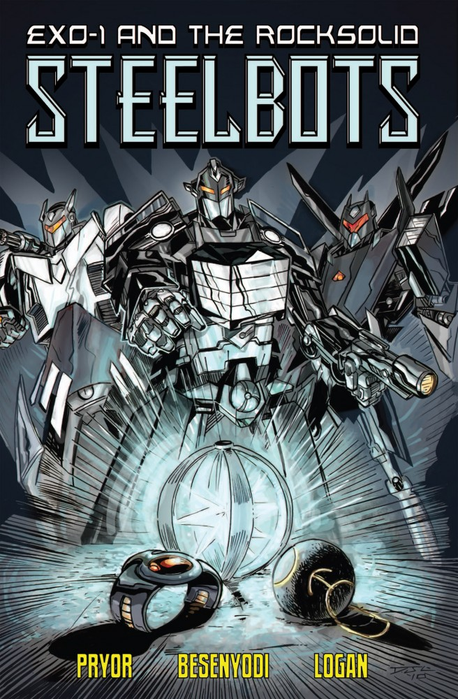 Exo #1 and the Rocksolid Steelbots