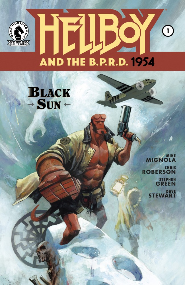 Hellboy and the B.P.R.D. - 1954 - Black Sun