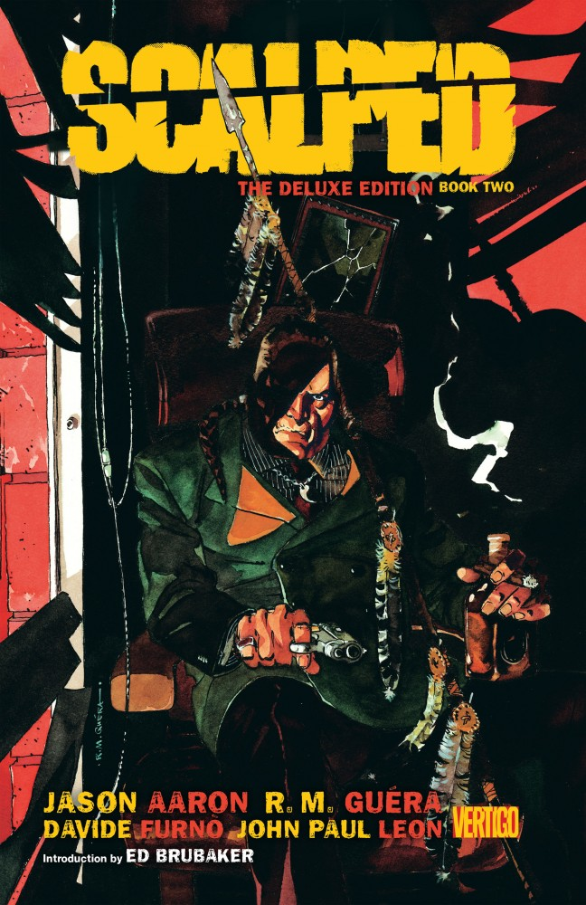 Scalped - The Deluxe Edition Book #2