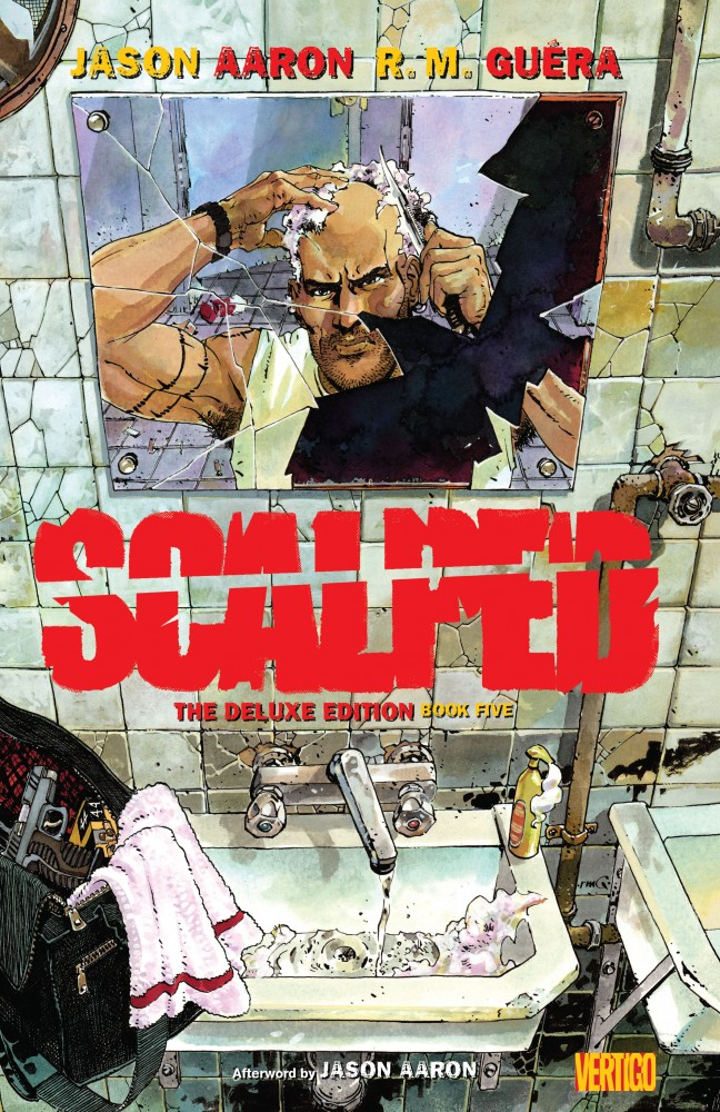 Scalped - The Deluxe Edition Book #5