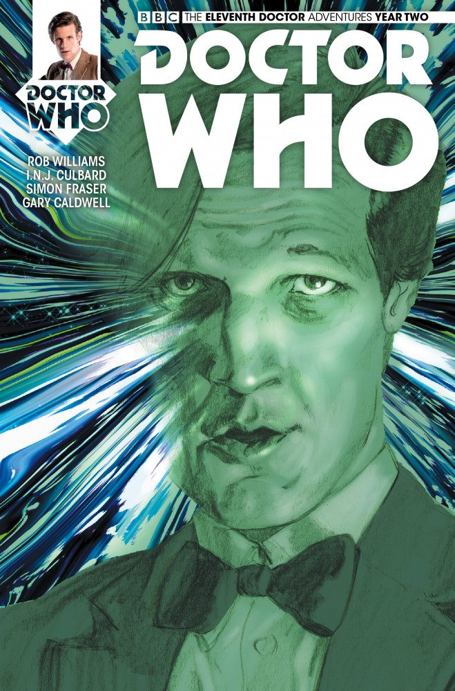 Doctor Who The Eleventh Doctor Year Two #13