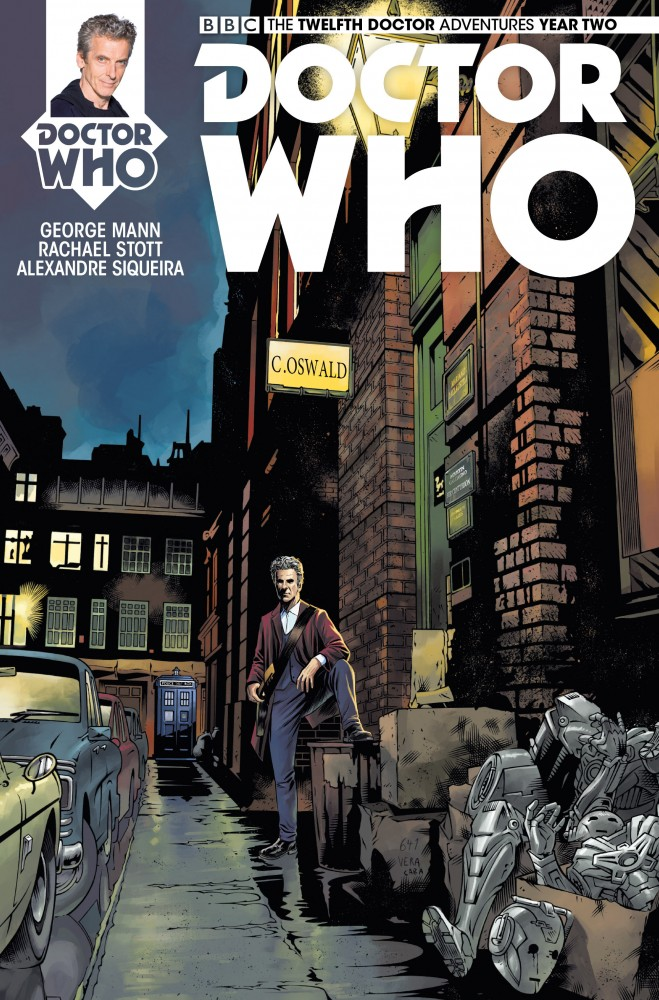 Doctor Who The Twelfth Doctor Year Two #09
