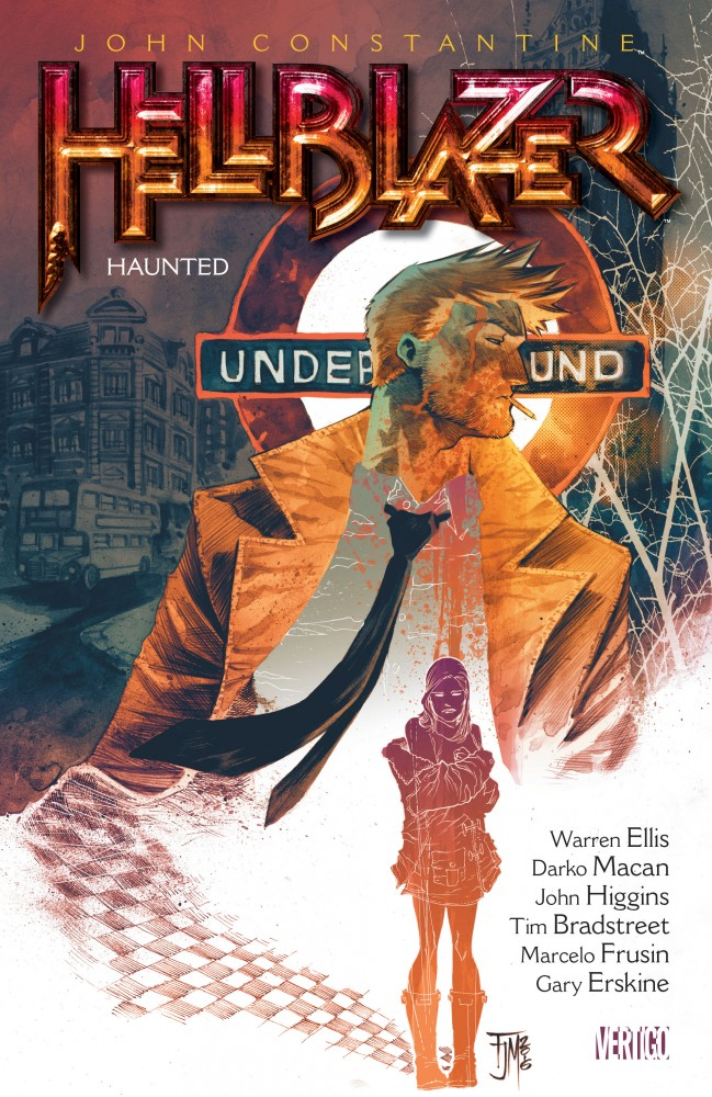 John Constantine, Hellblazer Vol.13 - Haunted