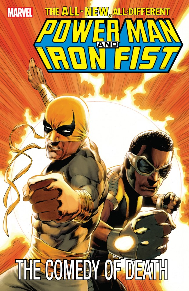 Power Man and Iron Fist - The Comedy of Death #1