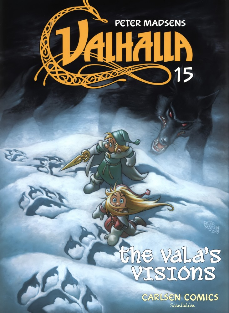 Valhalla #15 - The Vala's Visions