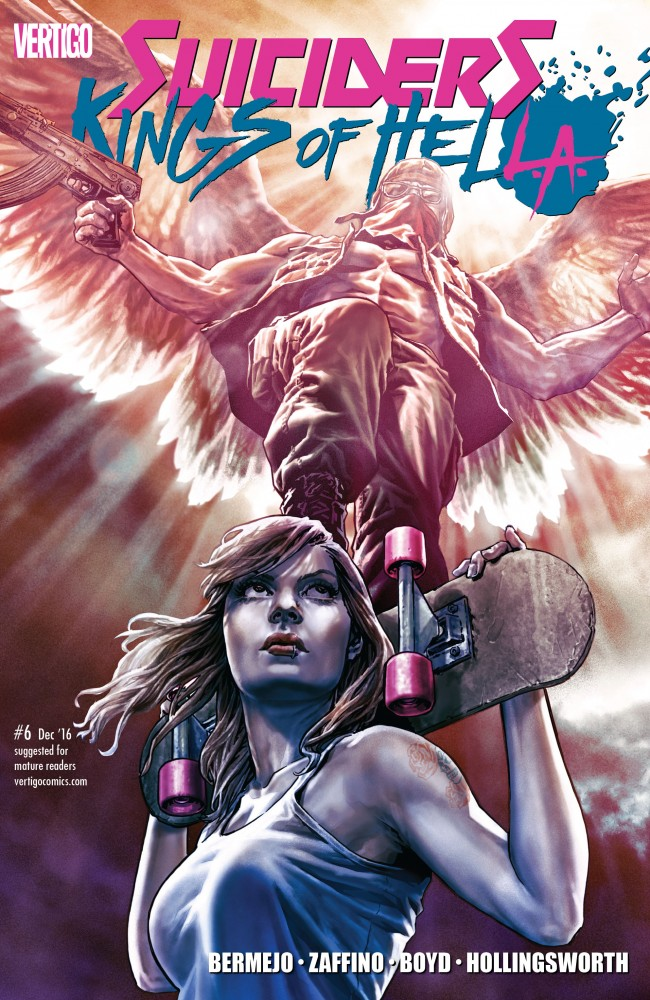 Suiciders - Kings of HelL.A. #6