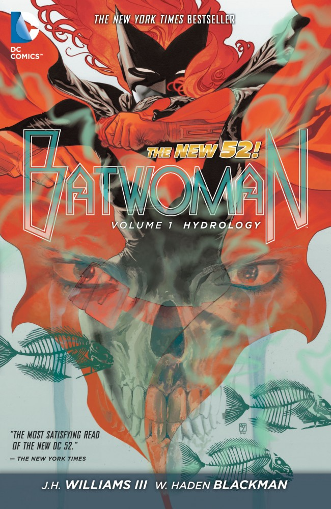 Batwoman Vol.1 - Hydrology