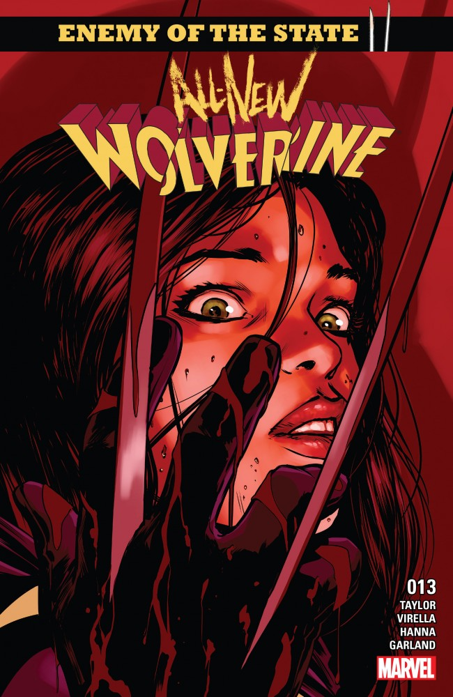 Download All-New Wolverine #13