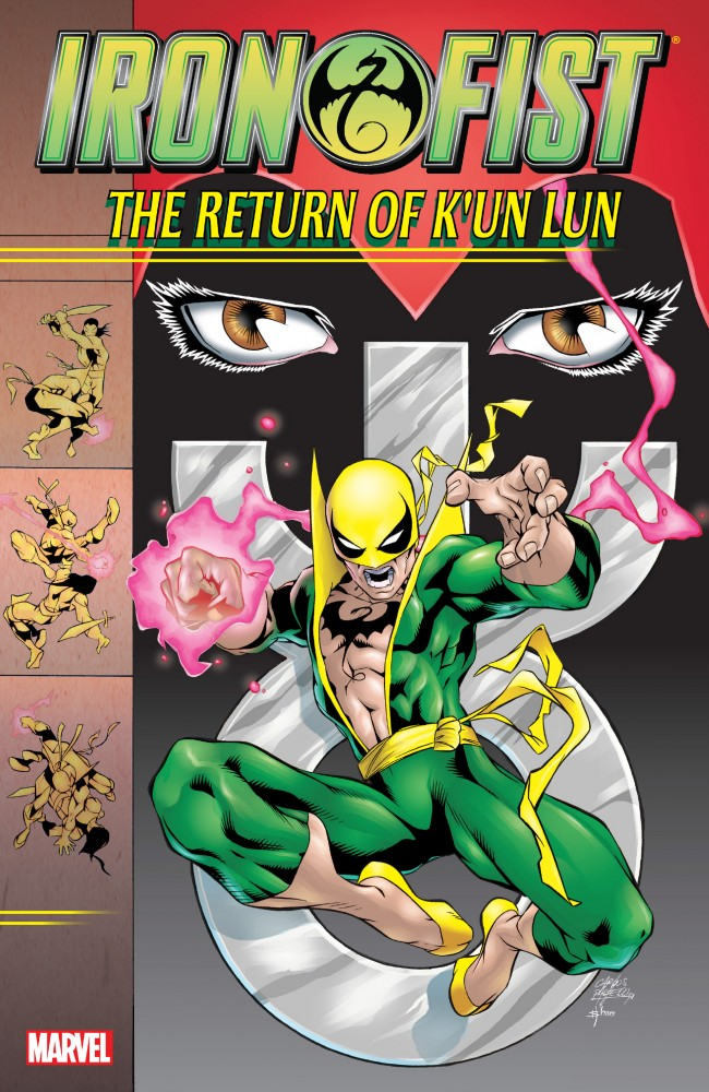 Iron Fist - The Return of K'un Lun #1