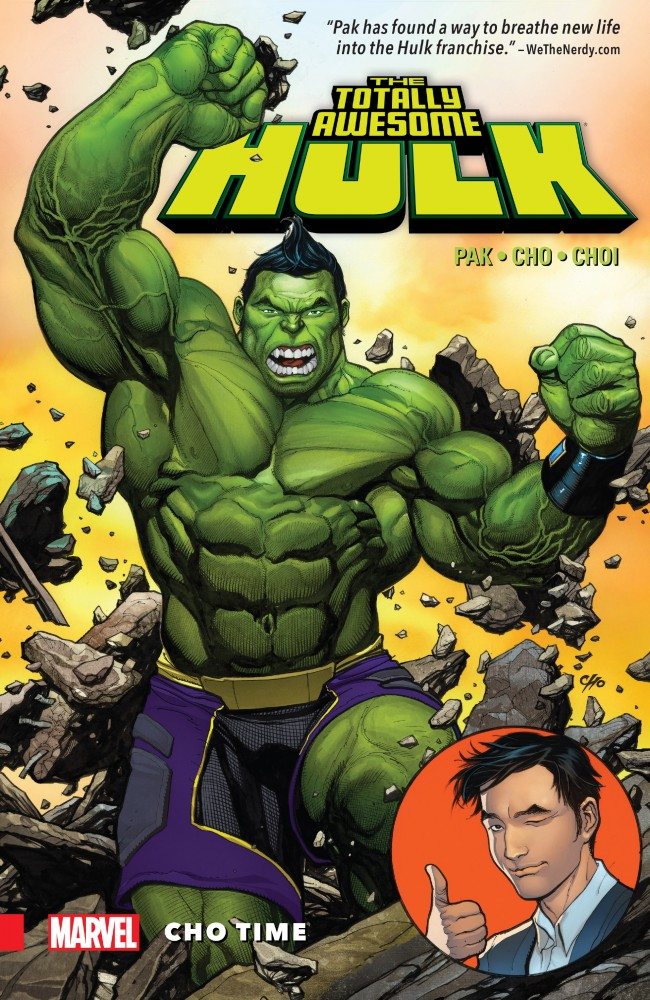 The Totally Awesome Hulk Vol.1 - Cho Time