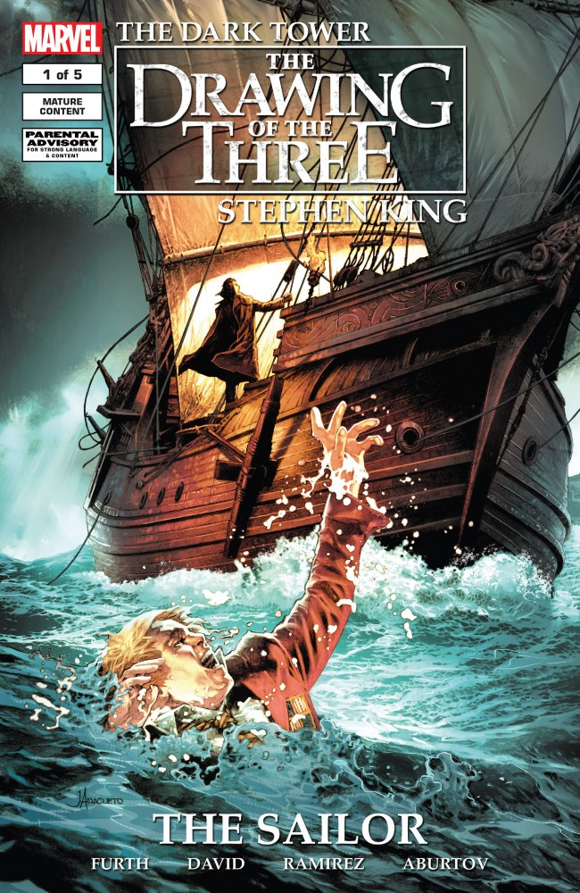 Download The Dark Tower - The Drawing of the Three - The Sailor #1
