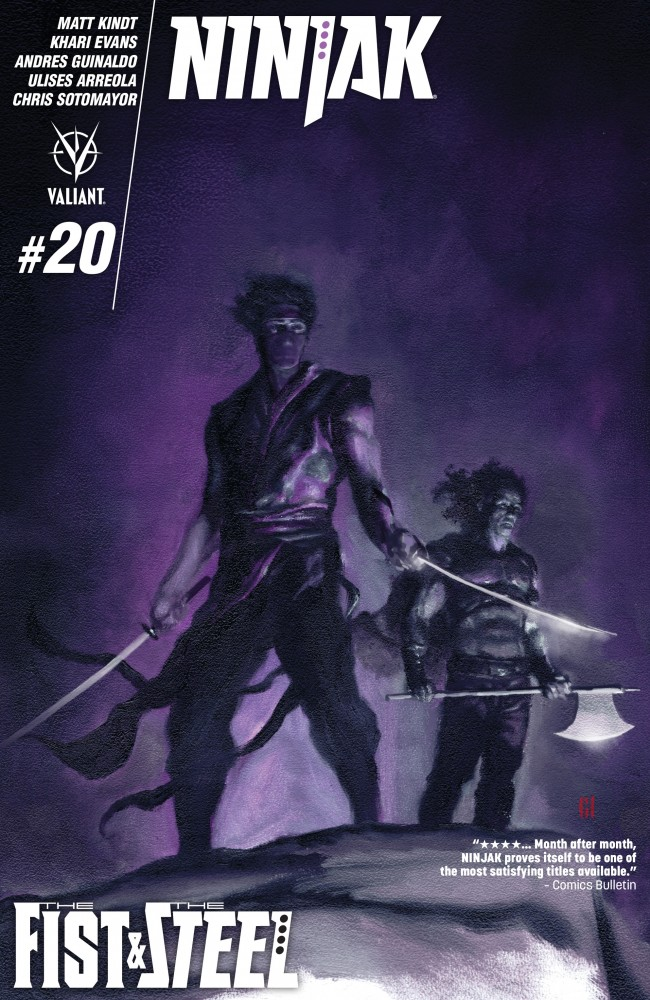 Download Ninjak #20
