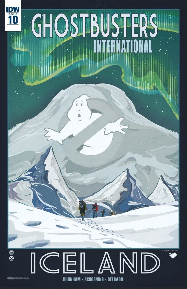 Download Ghostbusters International #10